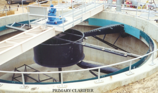 PRIMARY & SECONDARY CLARIFIERS | SPS Engineering
